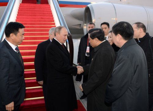 Putin: Russian economy is in check