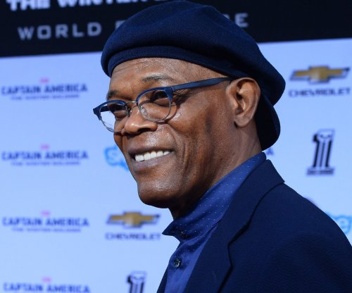 Samuel L. Jackson urges celebs to join him in song against 'racist police'