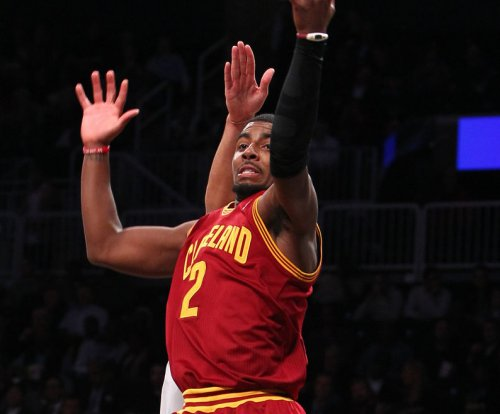 Kyrie Irving, Cleveland Cavaliers make it 11 in a row