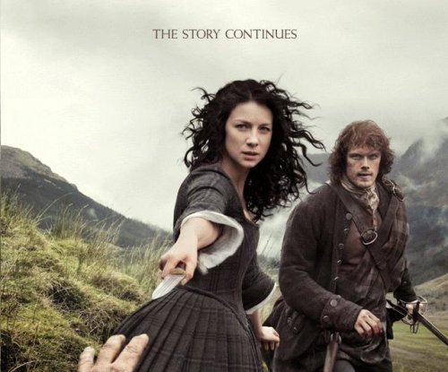 Starz releases intriguing new image from 'Outlander'
