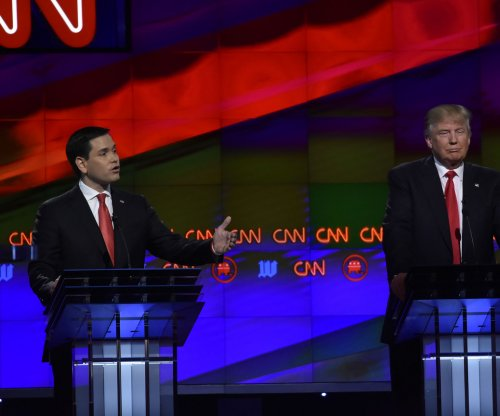 Donald Trump says he would want Marco Rubio in Cabinet