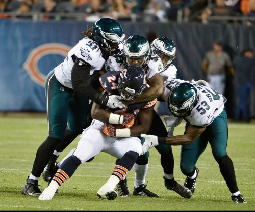 Chicago Bears rookie RB Jordan Howard to carry load vs. Detroit Lions
