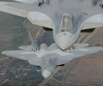 New engine being designed for fifth-generation Russian fighter aircraft