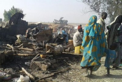 Boko Haram attacks Nigerian refugee camp