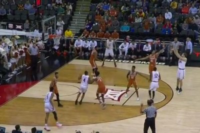 Texas comes back to beat Texas Tech in Big 12 tourney