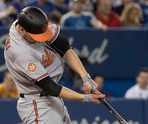Trey Mancini leads homer barrage as Baltimore Orioles top Toronto Blue Jays