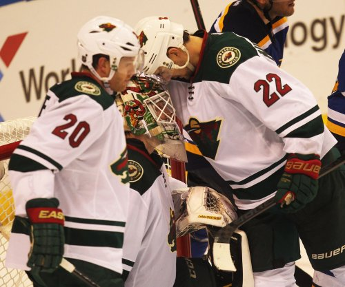 NHL: Minnesota Wild, Nino Niederreiter agree to five-year, $26.25M deal