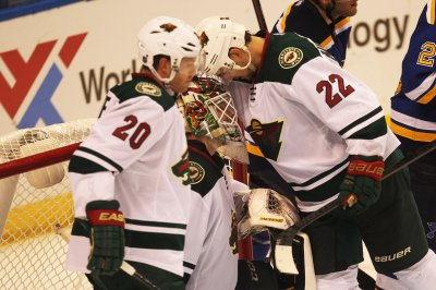 NHL: Minnesota Wild, Nino Niederreiter agree to five-year, $26.25M deal