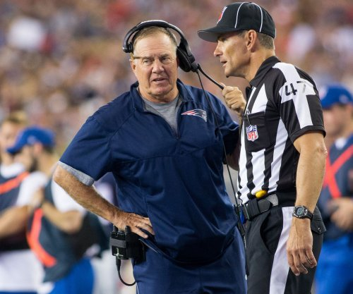New England Patriots coach Bill Belichick watches all NFL preseason games