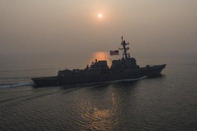 U.S. Navy's 5th Fleet holds change of command ceremony