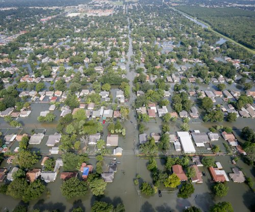 Global warming amplified Hurricane Harvey, new research shows