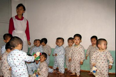 Survey: Inequalities in child nutrition in Pyongyang, rural areas in North Korea