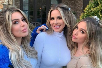 Kim Zolciak defends her parenting: 'I'm a really good mom'