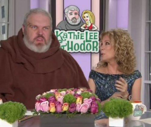 Hodor teams up with Kathie Lee Gifford in 'GOT' spinoff skit