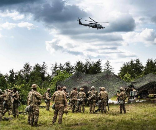 More than 5,000 reservists converge on Michigan for Northern Strike exercise
