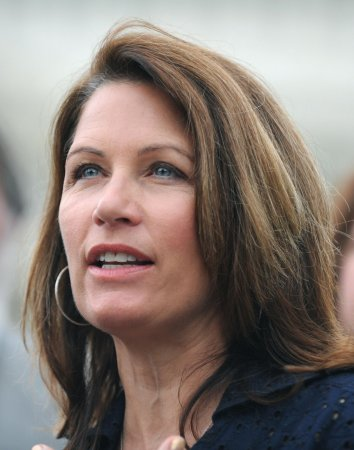 Bachmann drops vets' disability cut plan