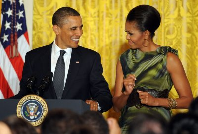 Obama celebrates 'shared heritage'