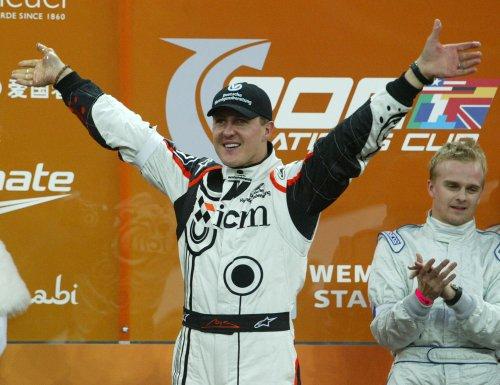Michael Schumacher injury maybe made worse by helmet on camera