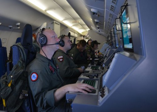 Malaysia Airlines Flight 370: U.S. officials believe plane in southern search area