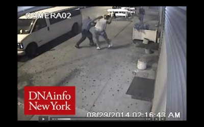 NYPD officers caught beating teen may face criminal charges