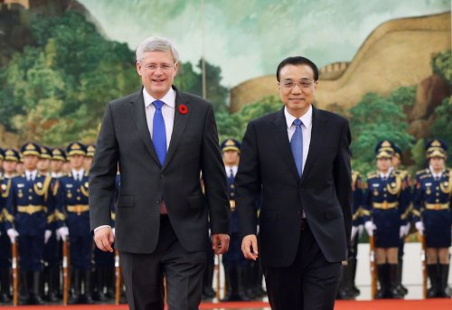Canada eager to tap into Chinese market