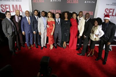 Oprah Winfrey, Ava DuVernay attend 'Selma' screening at the White House