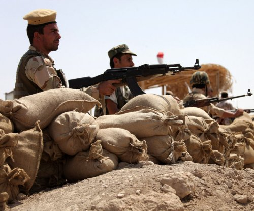 Kurdish forces claim victory over Islamic State in Sinjar
