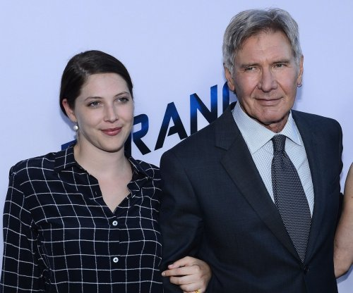 Harrison Ford discusses daughter's epilepsy: 'She's my hero'
