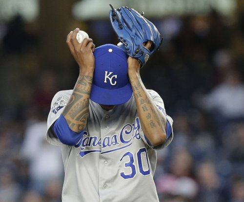 Yordano Ventura saves Kansas City Royals' bullpen in win over New York Yankees