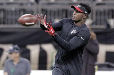 Fantasy Football: Julio Jones downplays ankle injury