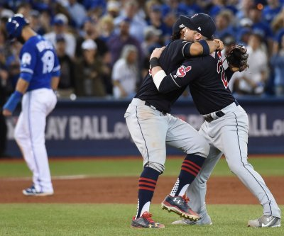 Cleveland Indians almost lose Jason Kipnis after celebration