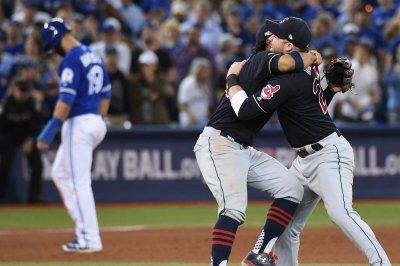 Cleveland Indians almost lose Jason Kipnis after celebration