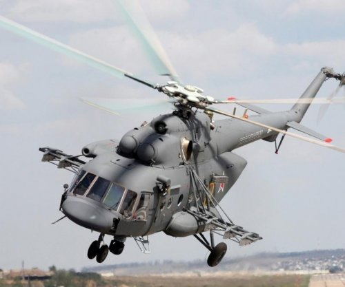Belarus to get Russian Mi-8 helicopters in April