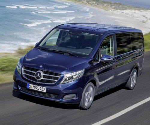 Mercedes-Benz diesel vehicles recalled to fix emissions problems