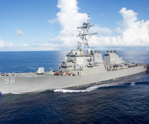 Beijing slams U.S. 'freedom of navigation' exercises in South China Sea