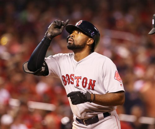 Boston Red Sox place Jackie Bradley Jr. (thumb) on disabled list