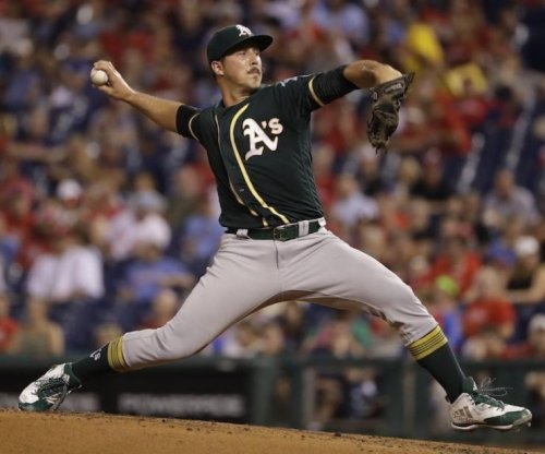 Oakland Athletics close season with win vs. Texas Rangers