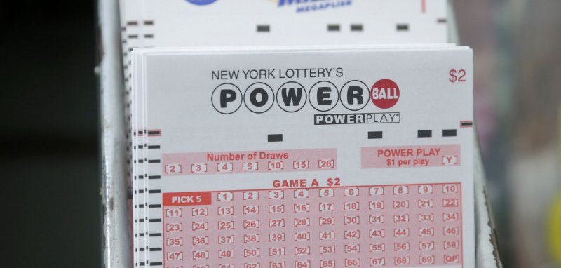 Winning numbers selected for $378M Powerball drawing - UPI com