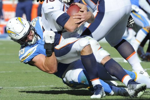 Chargers' Joey Bosa to make season debut vs. Seahawks