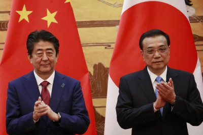 China, Japan agree to push for Korean denuclearization