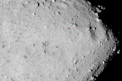 JAXA's Hayabusa-2 touches down on asteroid Ryugu