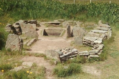 Cemeteries offer evidence of social inequality in Bronze Age households
