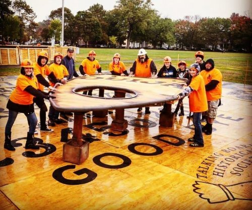 Massive Massachusetts Ouija board breaks Guinness record