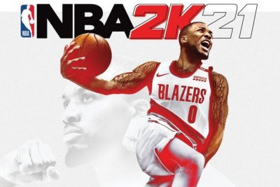 Portland Trail Blazers' Damian Lillard named first 'NBA 2K21' cover athlete