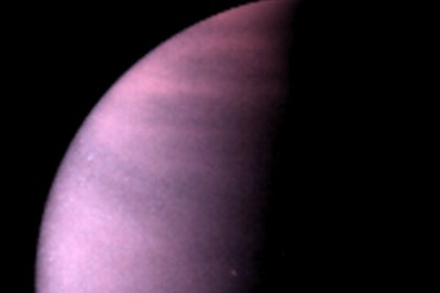 Orbiter's infrared sensors reveal Venus' nighttime weather