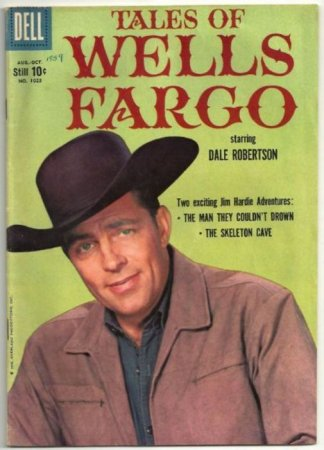 'Wells Fargo' cowboy Dale Robertson dead at 89