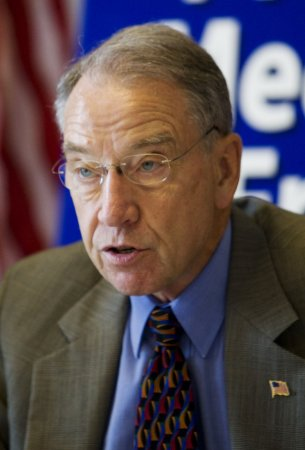 Grassley calls for NSF porn surfing probe