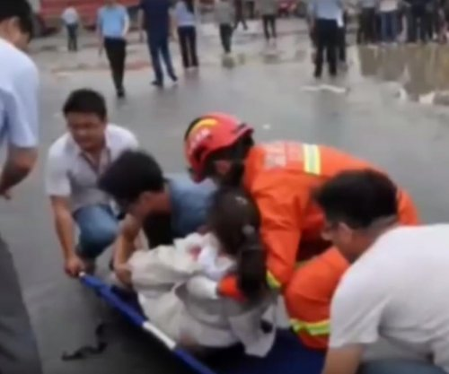 China tornado death toll rises to 98 people