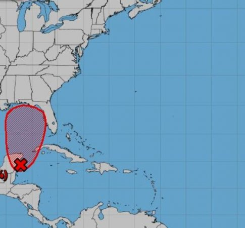 Florida, Gulf prepare for subtropical storm Alberto