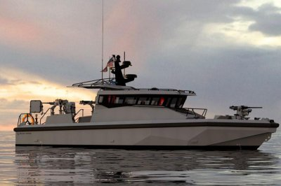 Metal Shark receives Navy contract for patrol boats